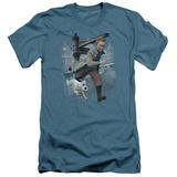 The Adventures of Tintin - Labrador Street (slim fit) T-shirts
