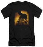 Batman Begins - Bats (slim fit) Shirt