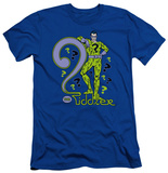 Batman - The Riddler (slim fit) Shirts