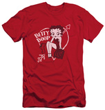 Betty Boop - Lover Girl (slim fit) T-Shirt
