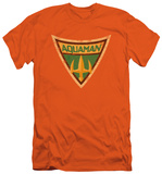 Batman The Brave and the Bold - Aquaman Shield (slim fit) T-Shirt