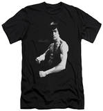 Bruce Lee - Stance (slim fit) T-Shirt