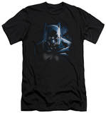 Batman - Don't Mess With The Bat (slim fit) Shirts