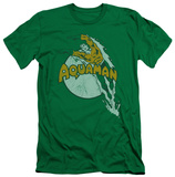 Aquaman - Splash (slim fit) Shirt