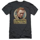 The Adventures of Tintin - Metal (slim fit) Shirts