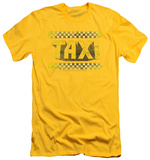 Taxi - Run Down Taxi (slim fit) T-shirts