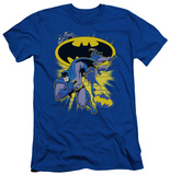 Batman The Brave and the Bold - Action Collage (slim fit) T-Shirt