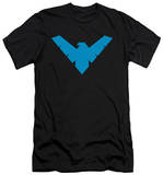 Batman - Nightwing Symbol (slim fit) Shirts