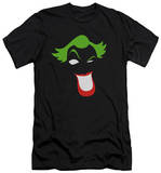 Batman - Joker Simplified (slim fit) Shirt