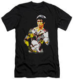 Bruce Lee - Body Of Action (slim fit) Shirt
