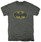 Batman - Tattered Logo (premium) T-shirts