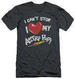 Astro Pop - I Heart (slim fit) T-Shirt