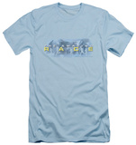 Amazing Race - In The Clouds (slim fit) T-Shirt