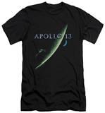 Apollo 13 - Poster (slim fit) Shirt