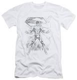 Superman - Super Sketch (slim fit) T-shirts