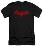 Batman Arkham City - Red Bat (slim fit) T-Shirt