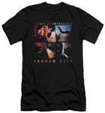 Batman Arkham City - Escape Is Impossible (slim fit) Shirt