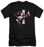 Batman - Harley And Joker (slim fit) Shirts