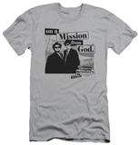 Blues Brothers - Mission (slim fit) Shirt