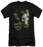 Batman Arkham Asylum - Welcome To The Madhouse (slim fit) T-Shirt