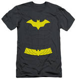 Batman - New Batgirl Costume (slim fit) T-Shirt