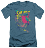 Superman - Super Spray (slim fit) T-shirts