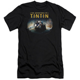 The Adventures of Tintin - Journey (slim fit) T-Shirt