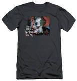 Batman Arkham City - Plenty Wrong (slim fit) T-Shirt
