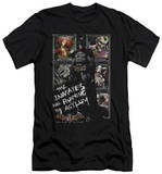 Batman Arkham Asylum - Running The Asylum (slim fit) Shirts