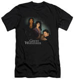 Ghost Whisperer - Diagonal Cast (slim fit) T-shirts