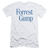 Forrest Gump - Logo (slim fit) T-shirts
