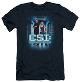 CSI - Serious Business (slim fit) T-shirts