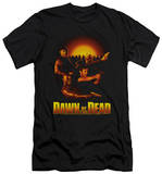 Dawn Of The Dead - Dawn Collage (slim fit) T-Shirt