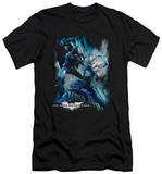 Dark Knight Rises - Showdown (slim fit) T-Shirt
