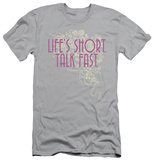 Gilmore Girls - Lifes Short (slim fit) T-shirts