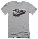 Fast & Furious - Spray Car (slim fit) Shirt