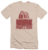 Dawn Of The Dead - No More Room (slim fit) T-shirts