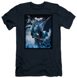 Dark Knight Rises - Swing Into Action (slim fit) T-Shirt