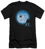 E.T. - Moon Scene (slim fit) T-shirts