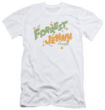 Forrest Gump - Peas And Carrots (slim fit) Shirts
