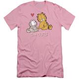 Garfield - Too Cute (slim fit) T-shirts