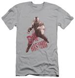 Dark Knight Rises - Bane Rising (slim fit) T-shirts