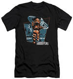 Forbidden Planet - Robby Walks (slim fit) Shirts