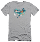Dark Knight Rises - Belong To Me (slim fit) T-shirts