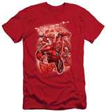 Green Lantern - Red Lanterns No.1 (slim fit) Shirts