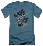 Dark Knight Rises - Batmans Toys (slim fit) T-shirts