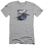 Dark Knight Rises - Batpod Breakout (slim fit) Shirts