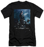 Dark Knight Rises - Catwoman Poster (slim fit) T-shirts