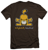 Garfield - Delightfully Unrefined (slim fit) T-shirts