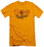 Fast Times at Ridgemont High - No Service (slim fit) T-shirts